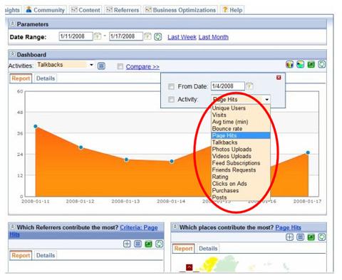 Screenshot Funzionalita Nuconomy