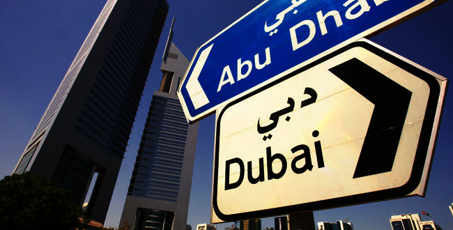 abu dhabi dubai emirati arabi uniti