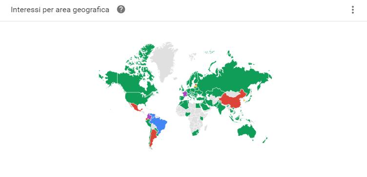 ricerche marchi auto per paese