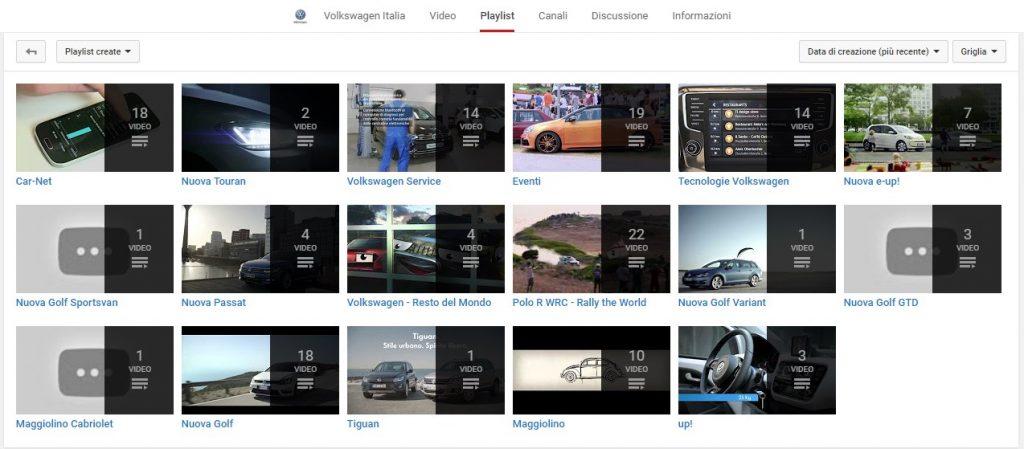 Youtube volkswagen