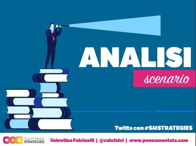 Analisi Scenario Social Media