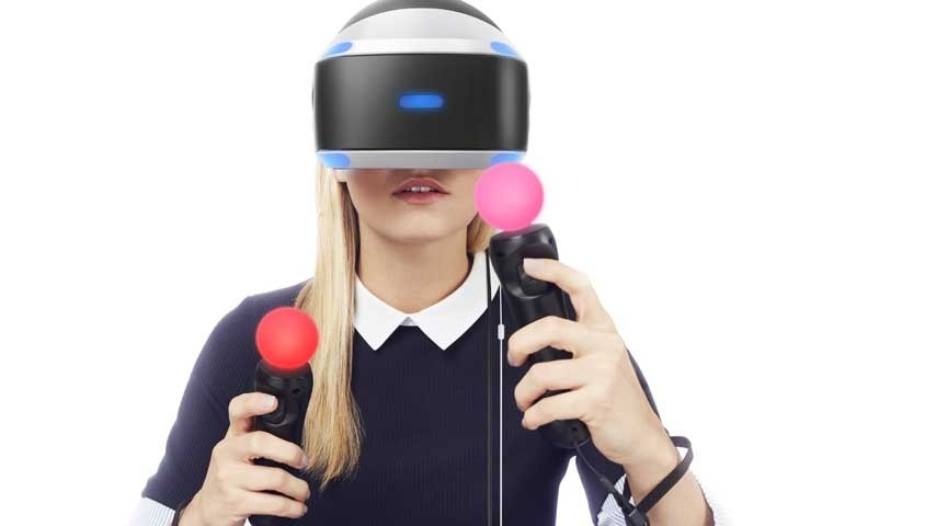 eye tracking playstation vr