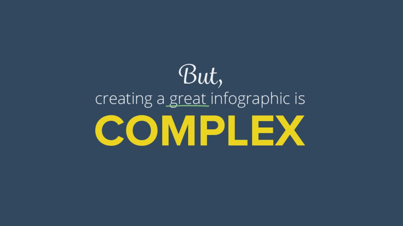 creare un'infografica
