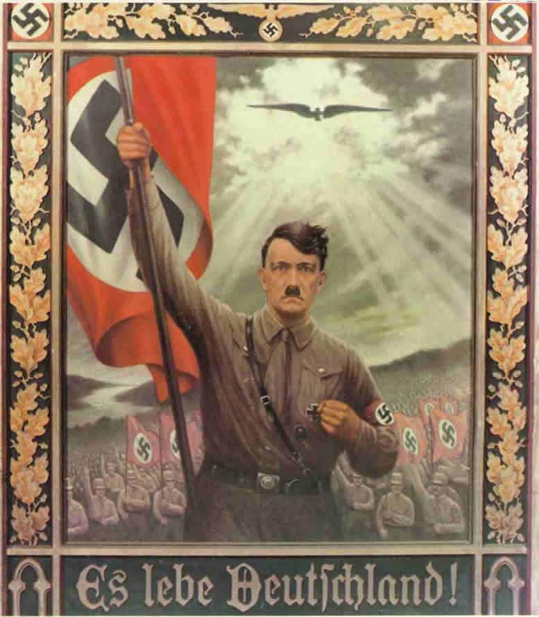 Pubbliche Relazioni e propaganda nazista
