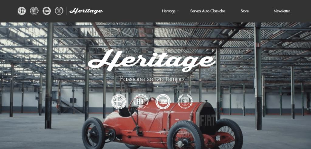 FCA Heritage progetto editoriale