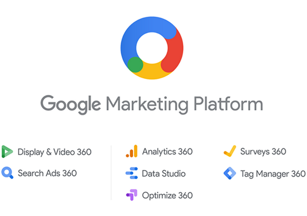 Nasce la Google Marketing Platform