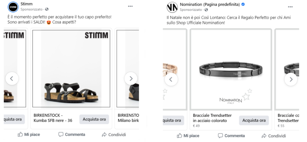 Facebook Dynamic Ads for Broad Audiences: motivo