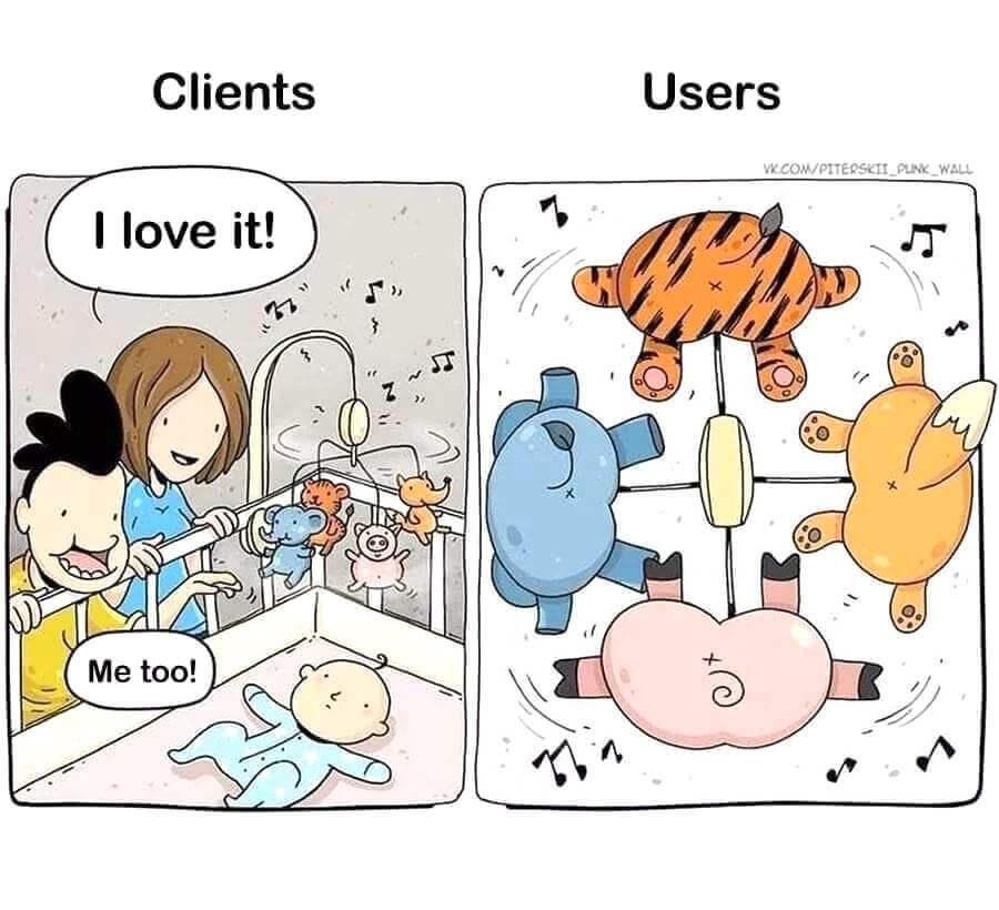 User Experience - Clienti e Utenti